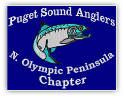 Puget Sound Anglers North Olympic Peninsula Chapter