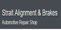 Strait Alignment and Brakes